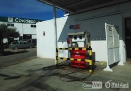 Conexión con Cemawin de Surtidor de Gasoil en Covidesa